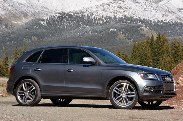 """2014 Audi SQ5 just a few more weeks and mine will arrive. :-) monsoon, 21"""", just like this one!"""