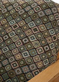 Traditional South Western tapestry that offers a sensational cover pattern in just the right colors #reclinecovers