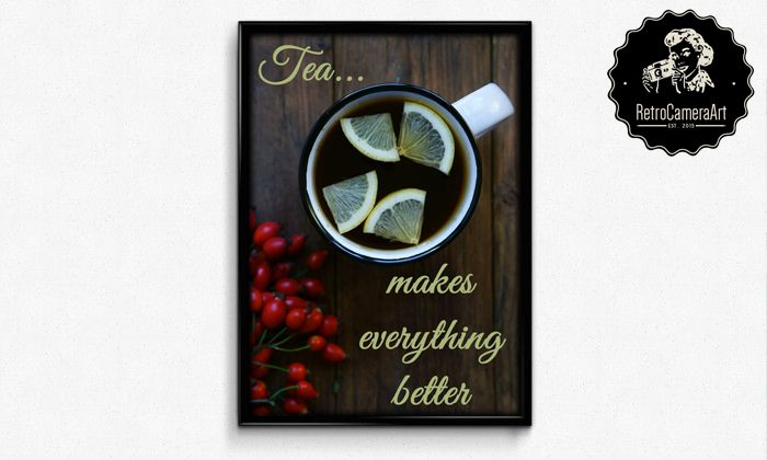 Tea... if you like it - you will love it!