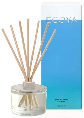 Ecoya Blue Cypress and Amber Reed Diffuser