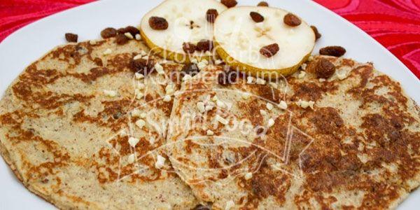Quark-Vanille-Eierkuchen Low Carb – Tolle Pfannkuchen zum Frühstück
