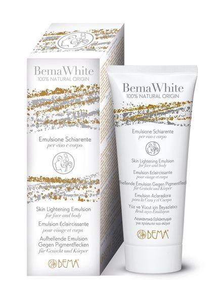 BEMA White - Ideal for skin pigmentation