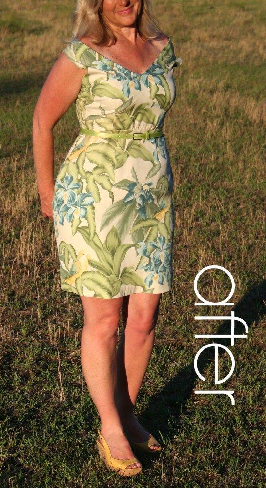 Lined dress makeover