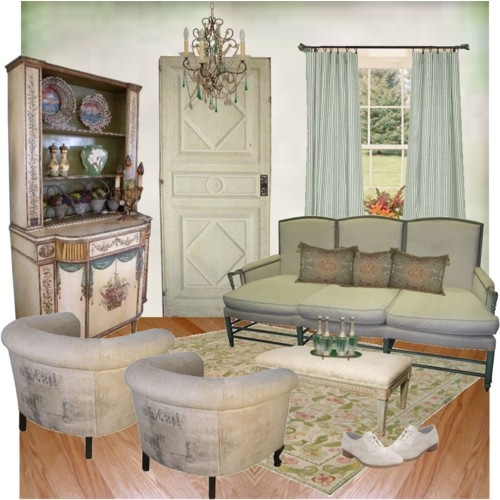9 Shabby Chic Living Room Ideas To Steal: 73 Best Shabby Chic Living Room Images On Pinterest
