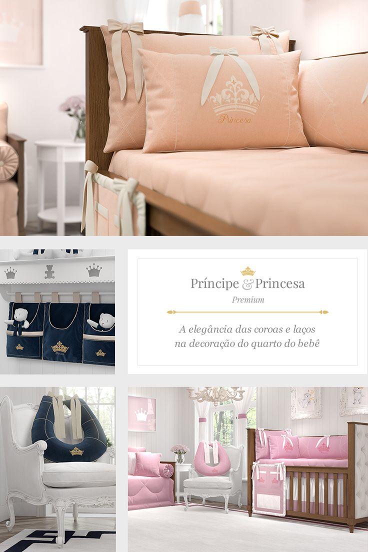 Elegância e muito conforto definem a coleção Príncipe e Princesa Premium da Grão de Gente! ♥