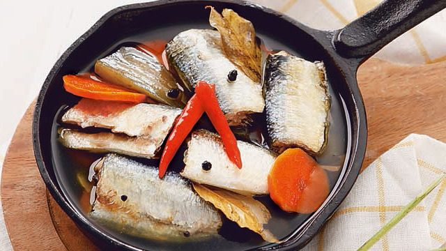 Anything homemade is always extra special and this Spanish-style sardine dish is no exception.