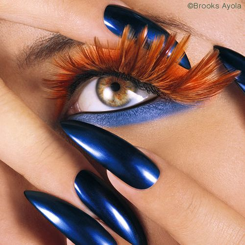 17+ Best Images About Feather Eyelash Extensions On Pinterest | Permanent Hair Removal Feathers ...