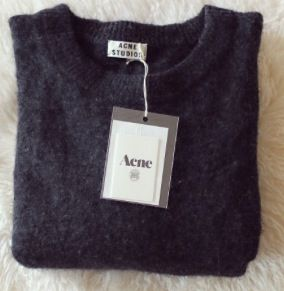 Acne Mohair Knit