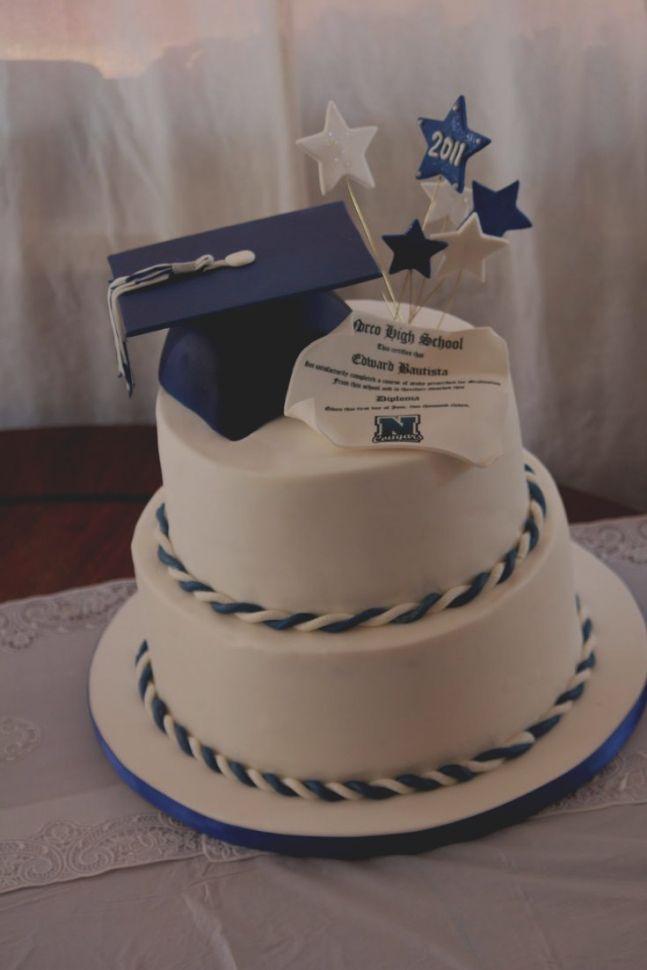 Beautiful Of Graduation Cake Ideas For Graduation In 2019