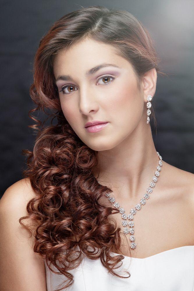 Mua / HS Vanità di Paola Magrini  Ph Livieri Andrea Model Denise