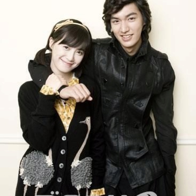 Boys Over Flowers Gu Jun Pyo: Geum Jandi & Goo Jun Pyo (cute Couple In Boys Over Flowers