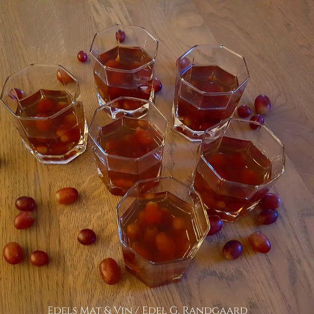 Edels Mat & Vin: Sukkerfri gelé med Fun light Ice Tea Peach