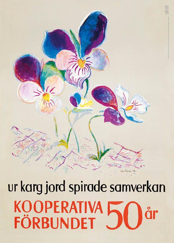 Affischer KfS 100 år
