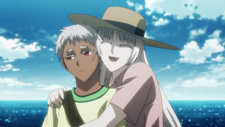 Jormungand - Koko and Jonah | Anime | Pinterest