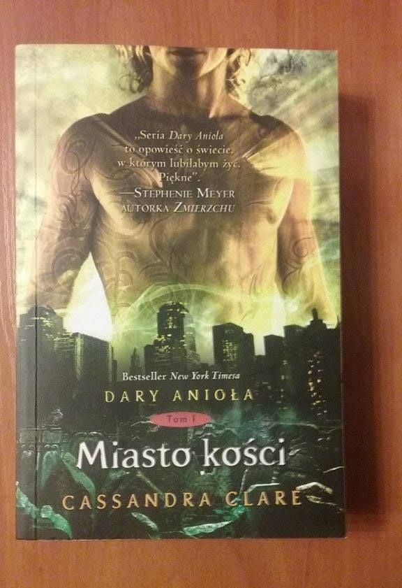 ♥ The Mortal Instruments: City of Bones ♥ Polish Version ♥ Dary Anioła: Miasto kości ♥