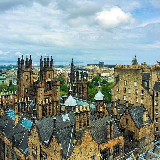 Top 5 Things to Do in Edinburgh for Harry Potter Fans - WORLD OF WANDERLUSTWORLD OF WANDERLUST