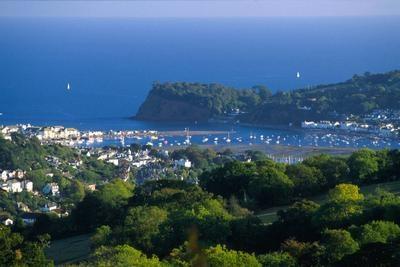 View of Shaldon  & Teignmouth