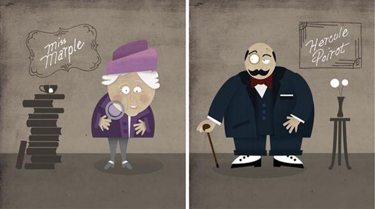 Agatha Christie's Marple & Poirot