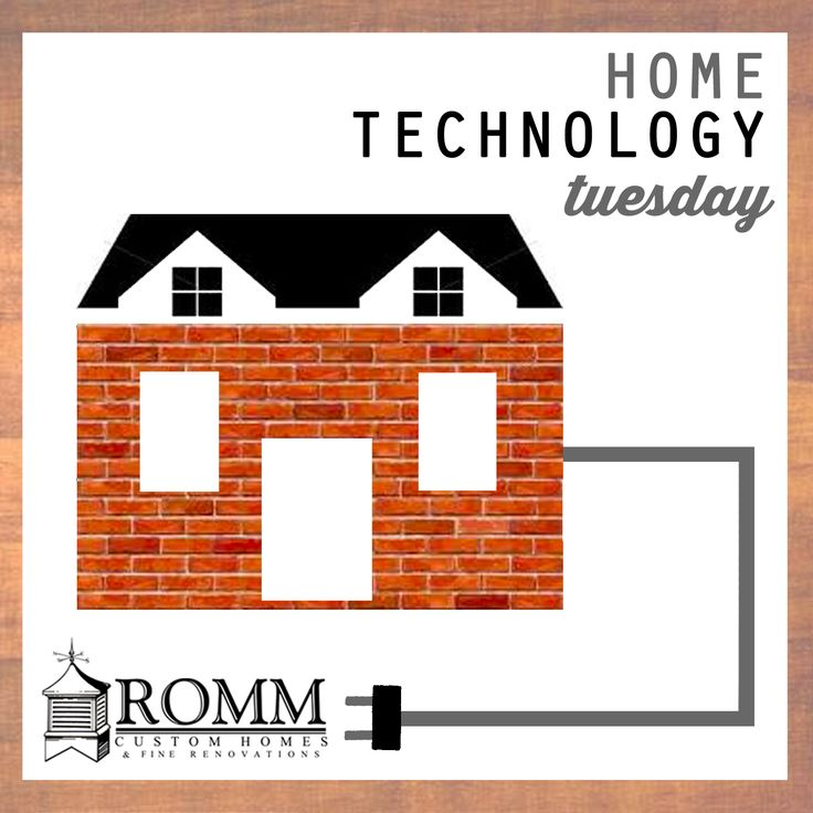 exploring new home technologies every tuesday - New Home Technologies