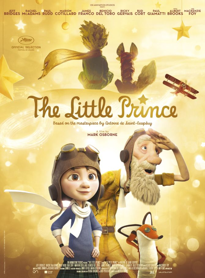 Second Trailer for Mark Osborne's Cannes-Bound 'The Little Prince' (ISBN 9780156012195 $10.00) http://variety.com/2015/film/festivals/the-little-prince-trailer-mark-osborne-cannes-1201475384/
