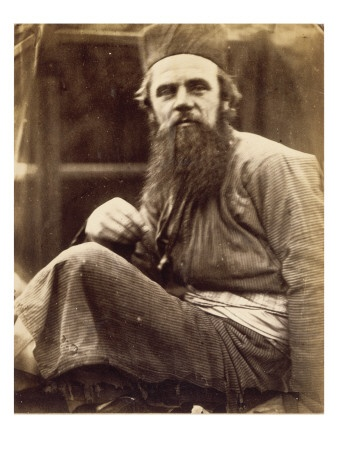 William Holman Hunt by Julia Margaret Cameron