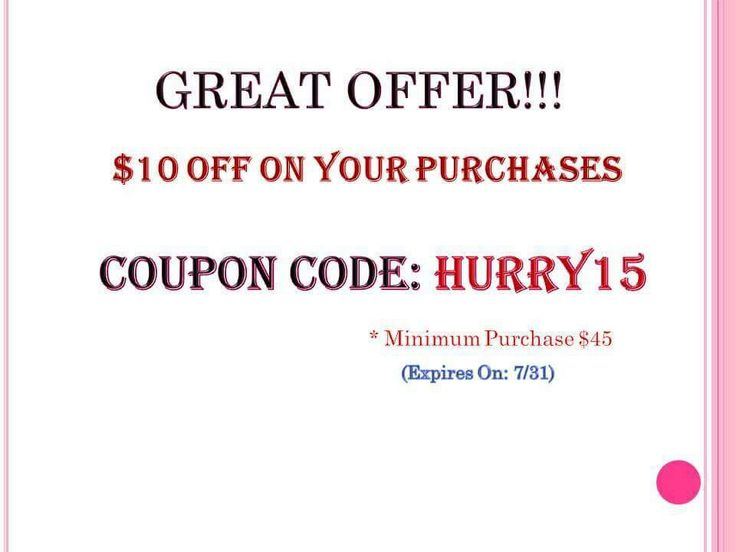 Great offer!!! $10 off on your purchases ....just use the coupon code HURRY15 (Expires On: 7/31) * Minimum Purchase $45  SHOP: https://www.etsy.com/shop/KaterinakiJewelry?ref=hdr_shop_menu #jewelry #accessories #summer_offer #discount #new_offer #july #coupon_code #etsy #etsyjewelry #etsyaccessories