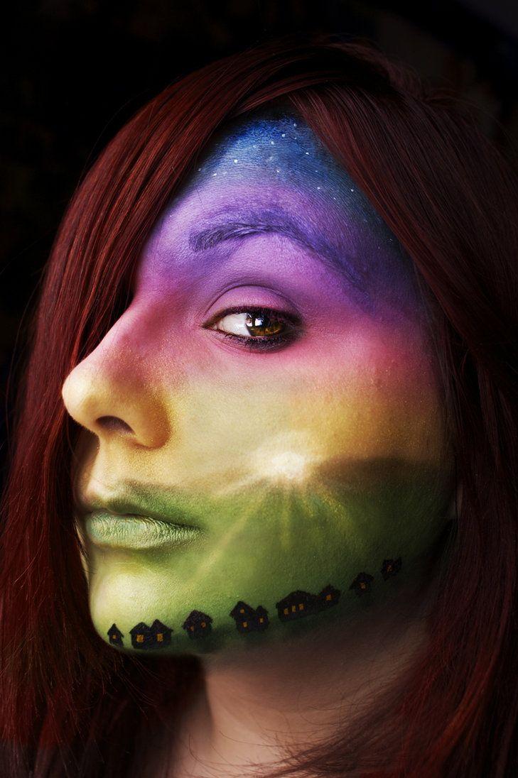 Full Face Makeup Tutorial Video: 1000+ Ideas About Sunset Makeup On Pinterest