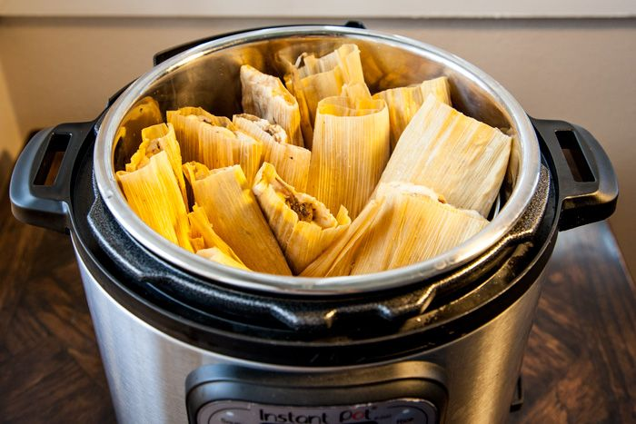 Electric Tamale Steamer Pot ~ Instant pot tamales recipe frozen de mayo and fresh