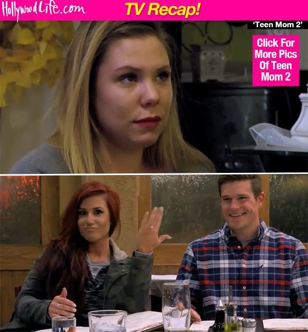 'Teen Mom 2' Recap: Kailyn Suffers A Miscarriage & Chelsea Gets Engaged