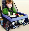 Car Travel Games & Tips for Toddlers.  The main thing to keep in mind with toddlers is to plan a stop every 2-3 hours to let them get out and stretch their legs. Sometimes those car seats can be pretty hard to sit in for several hours in a row, so give them a little break as needed.  Here's a list of ideas to keep them busy and happy on the road.
