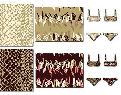 "Check out new work on my @Behance portfolio: ""Safari beachwear"" http://be.net/gallery/54704919/Safari-beachwear"