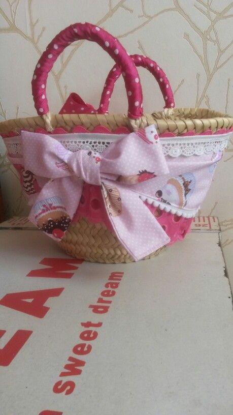 17 mejores im genes sobre cestas de mimbre en pinterest - Como decorar una cesta de mimbre ...