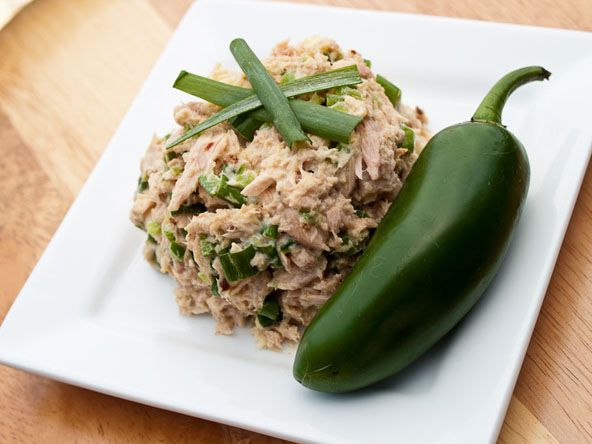Firecracker Tuna Salad (I've been getting into tuna salad a little bit lately, this might make it even better)