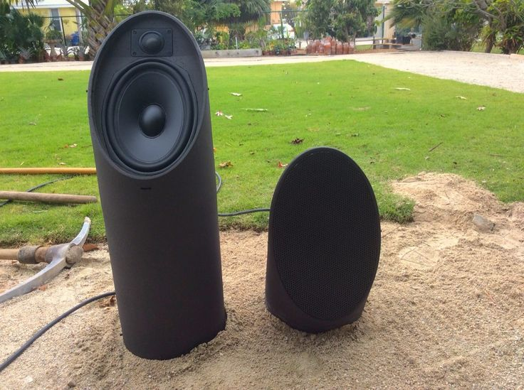Bollards Outdoor Sound System A Game Changer!