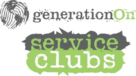 Service Club Projects from generationOn.org