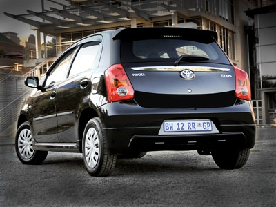 Top selling new cars in South Africa for January 2013