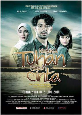 Click here for watching indonesia movie title Ketika Tuhan Jatuh Cinta at Layar Perak, free streaming movie online