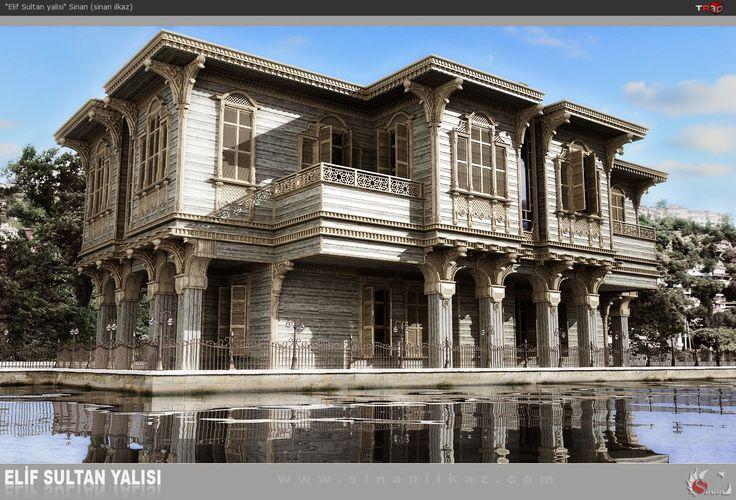 İstanbul'un muhteşem boğazının güzelliğine güzellik katan İstanbul yalılarını sizlerle paylaşıyoruz.