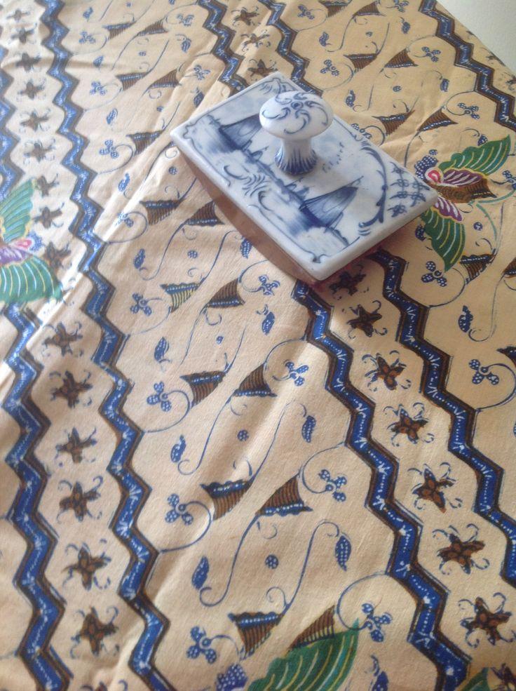 liris garutan, antique indonesian batik