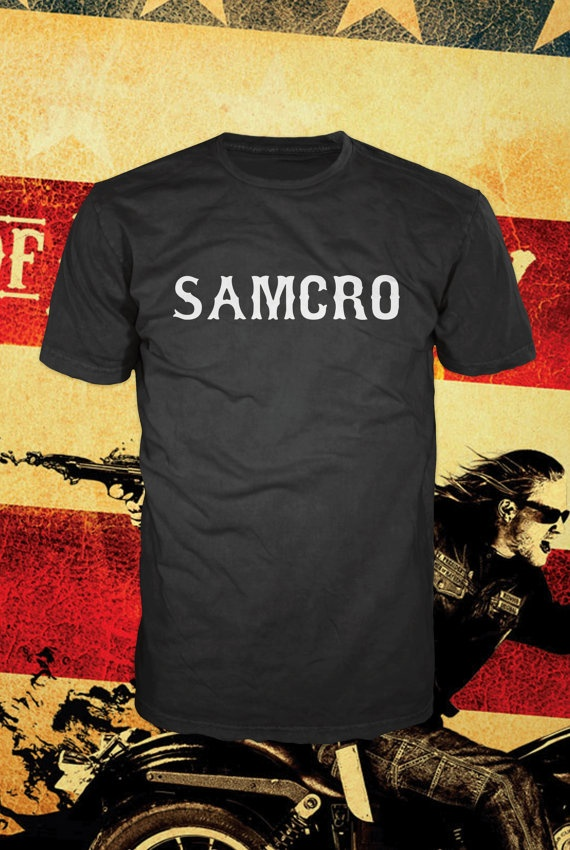 Sons of Anarchy samcro tshirt