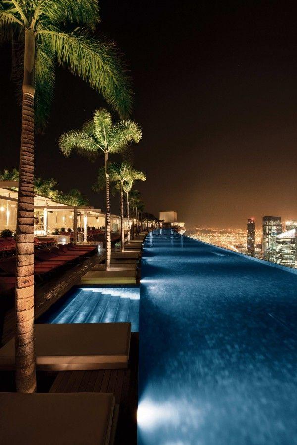Marina Bay Sands Pool, Singapore