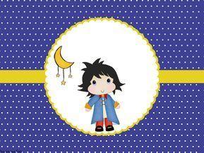Pequeno Príncipe Moreno: Kit festa infantil grátis para imprimir – Inspire sua Festa ®