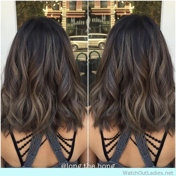 Best 25+ Medium Brunette Hairstyles Ideas On Pinterest