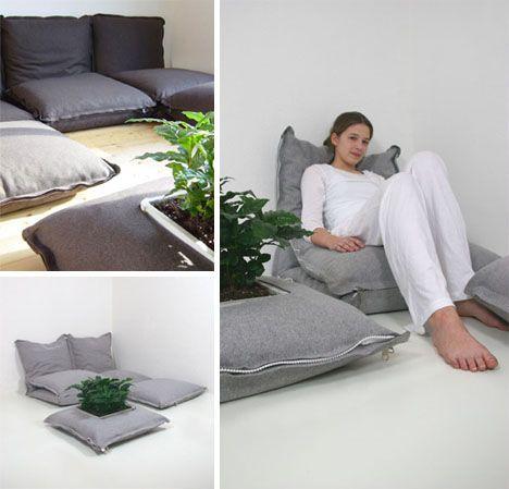 Bodenkissen sofa  42 besten Superior Floor Cushions Bilder auf Pinterest ...
