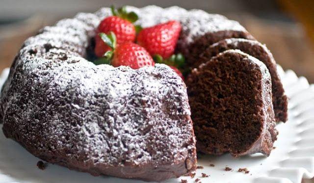 MEKAN K'O DUŠA: Jednostavni kuglof s čokoladom - Moja kuhinja