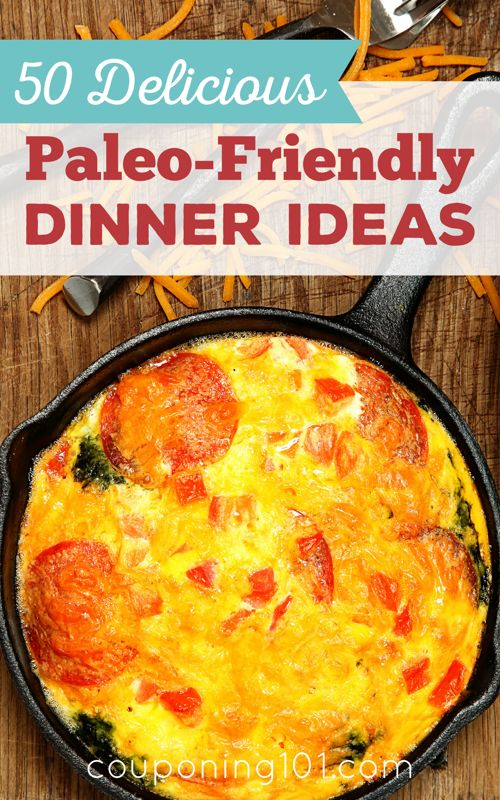 50 delicious paleo friendly dinner ideas Something different to make for dinner