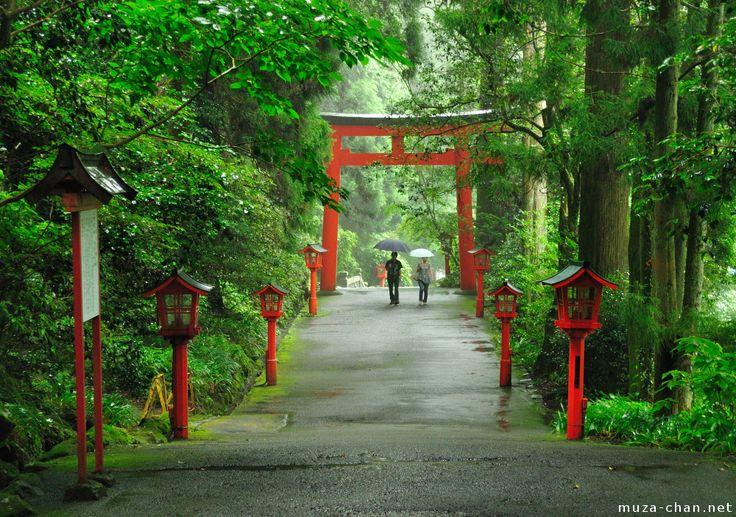 Beautiful Hakone