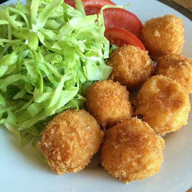Deep Fried Sea Scallop Recipes | Time for dinner! Hotate Fry ~ deep fried sea scallops coated in fresh ...