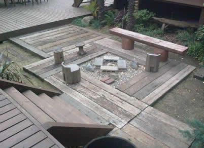Railroad Tie Landscaping | Railroad Cross Ties for Landscaping | Cleveland and Chattanooga, TN
