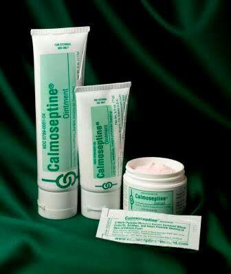 CALMOSEPTINE Cream. It fixes everything! #rash #pimples #skin #damage #miracle #cream